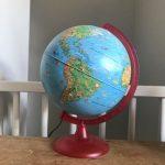 globe wereldbol