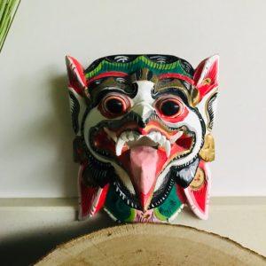 oosters masker draak