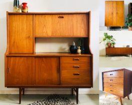 Inkoop vintage meubels en antiek Tilburg Noord-Brabant
