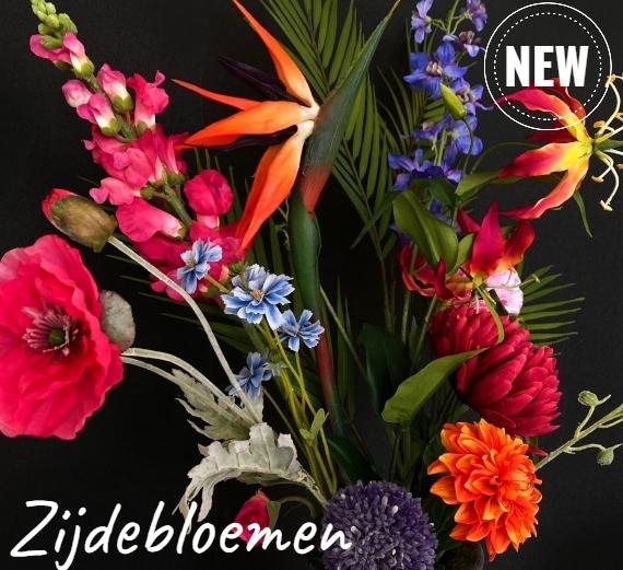 Zijdebloemen boeket Tilburg webshop