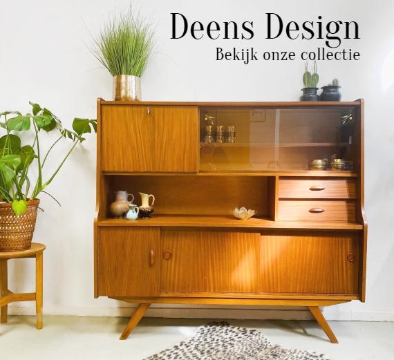 Vintage Deens Design collectie